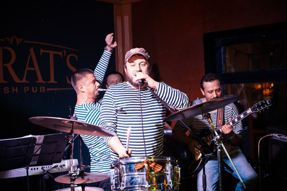 На концертах Приморского Парка - 2016